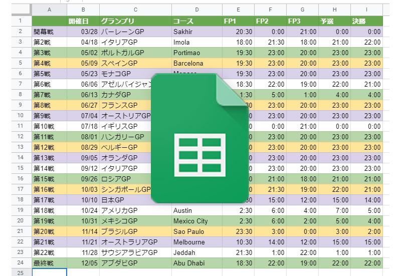 googlespreadsheet_alternate_row_colors_topimage